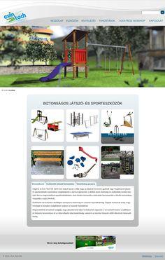 Evin Tech Kft. akadálymentes honlapja