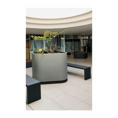 Innovators in all weather, light weight polyconcrete Trough Planters, Planter Pots, Square Planters, Higher Design, Outdoor Landscaping, Atrium, Wood Paneling, Benches, Lighter