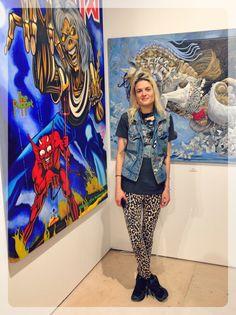 What Rocker Alison Mosshart Wore at Art Basel Miami Beach