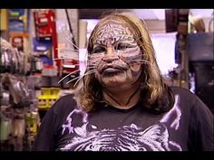 Totally Obsessed Catman. fred willard
