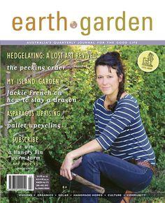 Winter Issue – Earth Garden