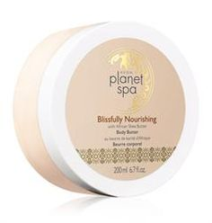 Planet Spa Blissfully Nourishing With African Shea Butter Body Butter