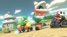 Nintendo Wii U Mario Kart 8 Deluxe Set Bundle, Black Mario Kart 8, Super Mario Kart, Super Nintendo, Nintendo Wii, Nintendo Switch, Wii U, The Legend Of Zelda, Videogames, Legend Of Zelda