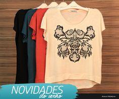 Anna Morena | Spring Summer Lookbook 2015 | Lookbook Primavera Verão 2015 | t-shirt feminina; moda feminina; trend.