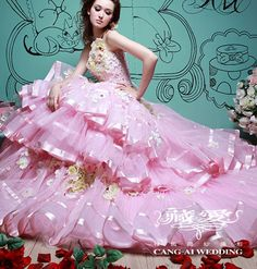 Cang-Ai Wedding >> evening gowns- picture 08 >> www.cangai.tw