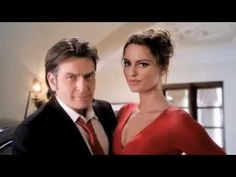 FIAT 500 Abarth Sexy Funny Commercial Charlie Sheen House 2013 New Car Review HD