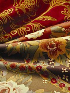 Great fabrics from Fabricut at Gotcha Covered.  www.gotchacoveredwi.com