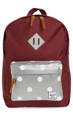 a6bfe8234a78 Free shipping and returns on Herschel Supply Co.  Heritage  Backpack (Kids)