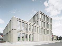 best architects architektur award // dauner rommel schalk architekten / dauner rommel schalk architekten / KSK Kompetenzcenter Süßen / Büro- & Verwaltungsbauten