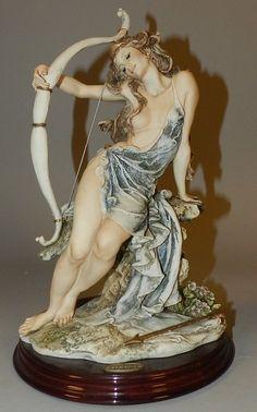 Giuseppe Armani Italian Figural Sculpture