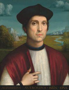Francesco Francia, Bishop Altobello Averoldo, c.1505