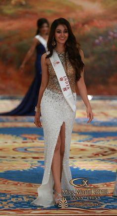 India Top 10 World Best Designer Award Miss World 2015