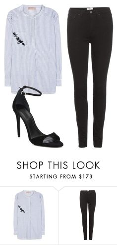 """Sem título #7997"" by ana-sheeran-styles ❤ liked on Polyvore featuring 81hours, Acne Studios and Alexander Wang"