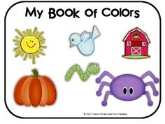 With this adorable sight word book, students will review color words plus the words, the, big is.  Included in this unit are worksheets that reinfo...