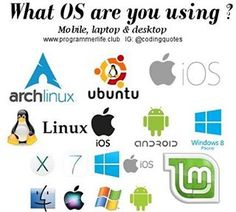 What operating system are you using   #windows #linux #ios #ubuntu #mint #win7 #win10 #win8 #ios9 #ios8