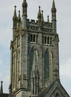 detail in the steeple, ireland | Flickr - Photo Sharing!