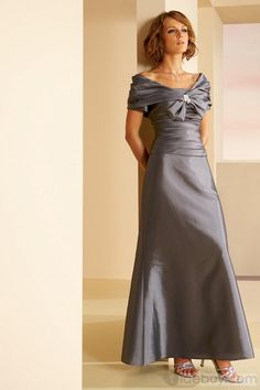 Charming Pleats A-Line Strapless Floor-Length Mother of the Bride Dresses