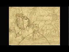 Madam Mim Animation Scene from Sword In The Stone