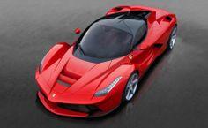 2014 Ferrari - LaFerrari (Enzo successor)