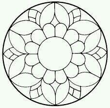 ԑ̮̑♦̮̑ɜ~Mandala para Colorear~ԑ̮̑♦̮̑ɜ for fitness videos check o. Mandala Drawing, Mandala Painting, Dot Painting, Mandala Art, Mosaic Art, Mosaic Glass, Glass Art, Mandala Coloring, Colouring Pages