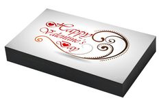 Customised chocolates packed in personalised boxes. Buy the best valentine gift for your boyfriend or girlfriend. All India shipment! Chocolate Pack, Custom Chocolate, Gifts For Your Boyfriend, Birthday Gifts For Boyfriend, Best Valentine Gift, Valentines Day, Best Gifts, Gift Ideas, Personalised Chocolate