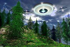 Os casos de contato com extraterrestres em Valle del Cauca (Colômbia) serão levados à televisão