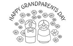 Check out these easy Happy Grandparents Day coloring pages ideas for kids on Grandparents Day. Coloring pages and activities are perfect for grandparent's day. Grandparents Day Songs, Grandparents Day Activities, National Grandparents Day, Free Coloring Sheets, Coloring Pages To Print, Colouring Pages, Printable Coloring Pages, Coloring Book, The Big Comfy Couch