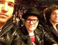 Pete Patrick and Joe! They're so freaking cute!!