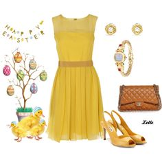 """Maxmara dress"" by lellelelle on Polyvore"