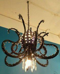 Octopus luminaire