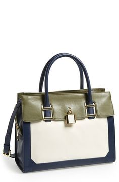 667a88971ed8 Vince Camuto  Heidi  Leather Satchel available at  Nordstrom Vince Camuto  Bag