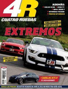 4Ruedas México – Octubre 2015 - PDF True