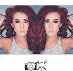 Hair Color 2018, Ombre Hair Color, Hair Color Balayage, Long Dark Hair, Long Hair Cuts, Chelsea Houska Hair Color, Slick Hairstyles, Funky Hairstyles, Formal Hairstyles