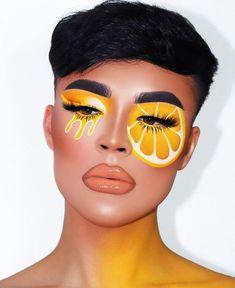 Creative Makeup Looks, Unique Makeup, Colorful Eye Makeup, Cute Makeup, Gorgeous Makeup, Natural Makeup, Makeup Eye Looks, Halloween Makeup Looks, Crazy Makeup
