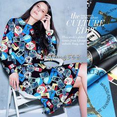 364e1d3de93e940 Дизайнер 93% натуральный шелк тутового шелкопряда 7% спандекс стрейч  атласная ткань одежды в горошек платье Ципао штамп вентилятор красочные 1 м  U210