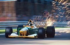 Michael Schumacher - Benetton Ford