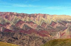 Road trip argentin : Montagnes multicolores au nord de Salta