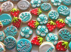 ZTA mini cookies!