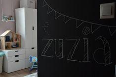 JAK ZAPLANOWAĆ FUNKCJONALNY POKÓJ DLA MAŁEGO DZIECKA? - GREEN CANOE Ideas Para, Loft, Bed, Furniture, Design, Home Decor, Decoration Home, Stream Bed, Room Decor