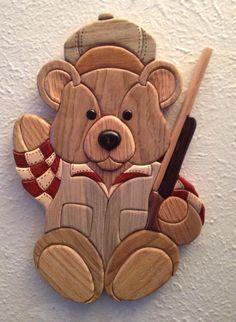 Hunting Bear, Ed Pike