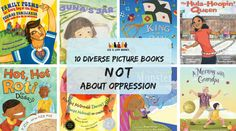 Book List: 10 Picture Books That Are Not About Oppression 10 Picture, Picture Books, Family Poems, Collection Of Poems, Preschool Books, Kids Reading, Oppression, Teaching Kids, Teaching Resources