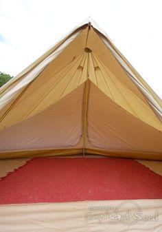 5 metre Bell Tent Inner Tent