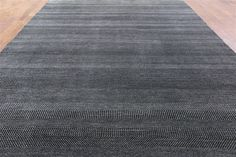 Wool & Silk Oriental Savannah Gabbeh Hand Knotted 10 X 14 Area Rug - P3181-1019 10x 14