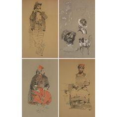 Parisian Drawings