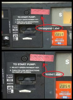 "5. REsearchers say that gas stations are one of the most vulnerable places. Some gas stations offer ""Fast Tap"" which makes up only 3.5% of card purchases and is one of the safest ways to pay with a card."
