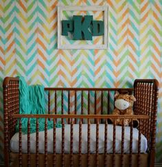 Graphics are trending in the nursery! @ProjectNursery shares their faves with @Babycenter! #babycenterblog