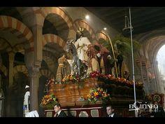 Salida procesional de la Entrada Triunfal (Borriquita) de la Mezquita-Ca...