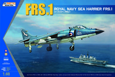 KINETIC 1/48 Royal Navy Sea Harrier FRS1 KIN48035 #Kinetic
