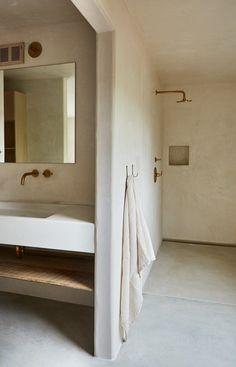 ↗️ 96 Amazing Bathroom Lighting Design Ideas to Inspire Your Bathroom Design. - ↗️ 96 Amazing Bathroom Lighting Design Ideas to Inspire Your Bathroom Design 6803 - Bathroom Lighting Design, Bathroom Interior Design, Modern Interior Design, Interior Colors, Interior Ideas, Interior Livingroom, Interior Inspiration, Bad Inspiration, Bathroom Inspiration