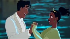 Which Disney Couple Is Your Ideal Relationship. I got Tiana and Naveen. I guess it is fitting